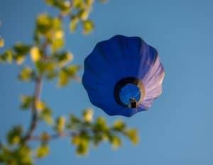 Heißluftballon auf Mallorca